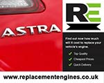 Reconditioned Vauxhall Astra Diesel