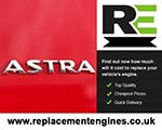 Reconditioned Vauxhall Astra