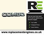 Reconditioned Vauxhall Combo Diesel