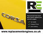 Reconditioned Vauxhall Corsa Diesel