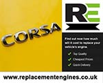 Reconditioned Vauxhall Corsa