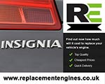 Reconditioned Vauxhall Insignia Diesel