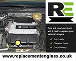 Engine For Vauxhall Signum-Diesel