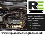 Engine For Vauxhall Tigra-Diesel