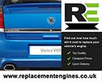 Reconditioned Vauxhall Vectra Diesel
