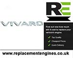 Reconditioned Vauxhall Vivaro Diesel