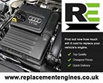 Engine For Audi A3-Petrol