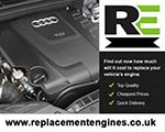 Engine For Audi A4-Diesel
