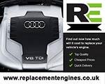 Engine For Audi Q5-Diesel