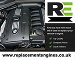 Engine For BMW 530-Petrol