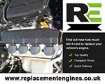 Reconditioned Engine For Honda Civic-Petrol