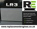 Reconditioned  Land Rover Discovery-3-Petrol