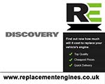 Reconditioned  Land Rover Discovery-II-Petrol