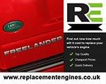 Reconditioned  Land Rover Freelander-2