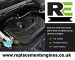 Reconditioned Engine For Land Rover Freelander-Diesel