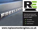 Land Rover Freelander-Petrol