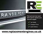 Reconditioned  Land Rover Range-Rover-Petrol