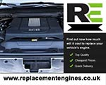 Reconditioned Engine For Land Rover Range-Rover-Sport-Diesel