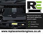 Engine For Land Rover Range-Rover-Sport-Petrol