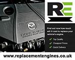 Engine For Mazda 3-Petrol