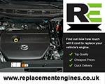 Engine For Mazda 5-Petrol