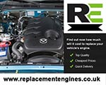 Used Engine For Mazda BT50-Diesel