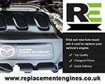 Reconditioned Engine For Mazda MPV-Petrol