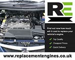 Used Engine For Mazda Premacy-Petrol
