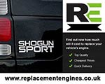 Mitsubishi Shogun-Sport-Petrol