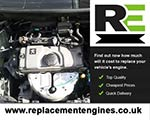 Engine For Peugeot 1007-Diesel