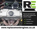 Engine For Peugeot 207-CC-Diesel