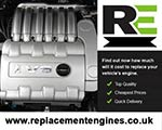 Engine For Peugeot 607-Petrol