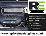 Used Engine For Renault Espace-Petrol