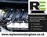 Used Engine For Renault Kangoo-Petrol