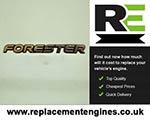 Reconditioned  Subaru Forrester