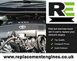 Engine For Toyota Avensis-Petrol