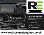 Engine For Toyota Landcruiser-Diesel