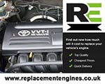Engine For Toyota MR2