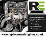 Engine For Toyota Power-Van-Diesel