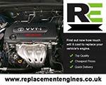 Engine For Toyota RAV4-Petrol