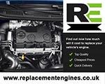 Engine For VW Caddy-Petrol
