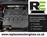 Engine For VW Golf-Diesel