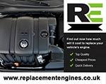 Engine For VW Passat-Petrol
