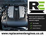 Engine For VW Touareg-4x4-Diesel