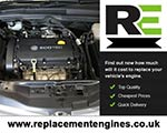 Engine For Vauxhall Astra-Petrol