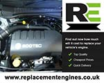 Engine For Vauxhall Combo-Petrol
