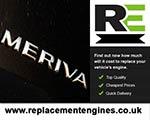 Vauxhall Meriva-Diesel