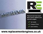 Vauxhall Meriva-Petrol