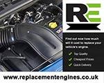 Engine For Vauxhall Meriva-Petrol