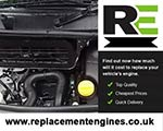 Engine For Vauxhall Vivaro-Diesel--Van